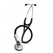 3M Littmann Electronic 3200 Stethoscope: Black 3200BK12