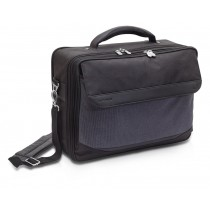 Elite Doctor's Bag - Black Twill Nylon
