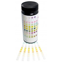 Medisave 10 Parameter Urinalysis Reagent Urine Test Strips - 100 stuks